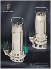 SVN型全不锈钢潜水排污泵