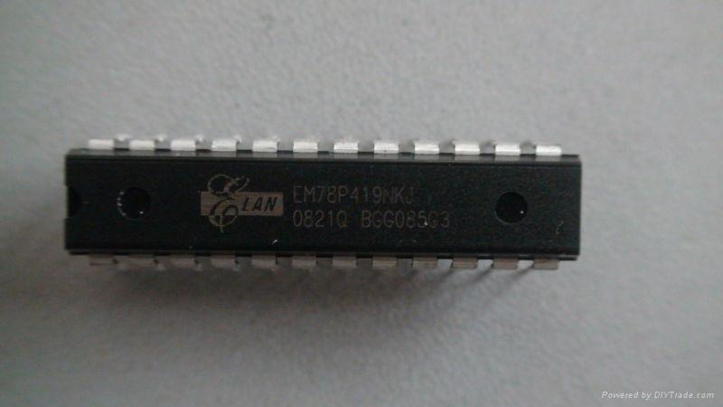 EM78P418 2
