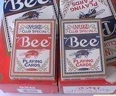 美國蜜蜂撲克