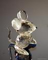 水晶琉璃工艺品 1