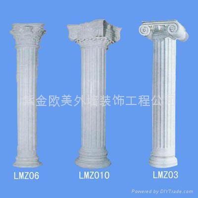 歐式水泥預制構件 1