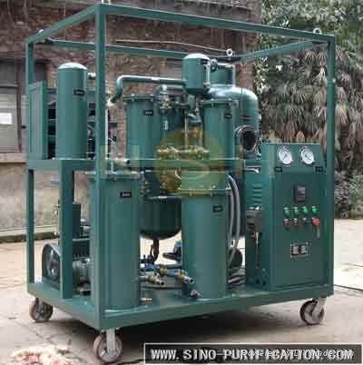 LV Lubrication Oil Purifier 2
