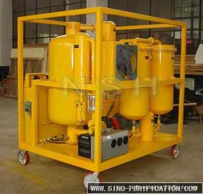 LV Lubrication Oil Purifier 3