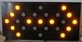 LED車載誘導牌