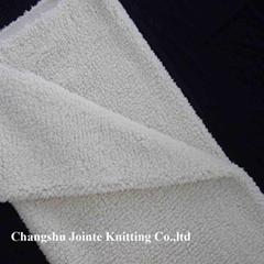 100% Polyester Sherpa Fleece Fabric