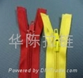 NO.4 nylon closed-end auto-lock zipper