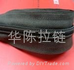 NO.10 nylon long chain zipper 1