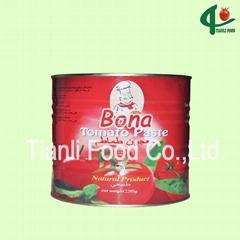 2200g tomato paste 28-30 brix