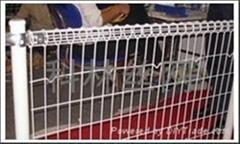 双圈护栏网|铁艺栅栏