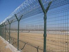 科林生產機場防護網
