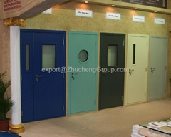 UL Listed Fire Doors