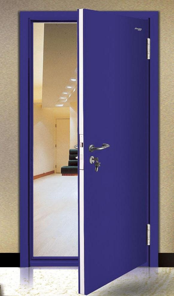 Ul Listed Fire Doors Fd02 Zhucheng China Manufacturer