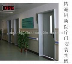 鋼質醫院專用門