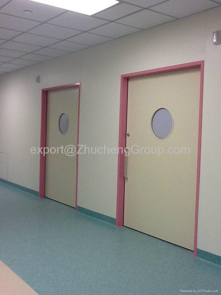 醫院專用靜音推拉門 1