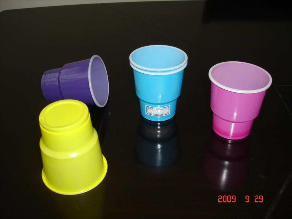plastic disposable cup 1