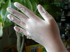 有粉一次性PVC手套