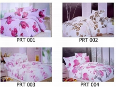 Mini Jacquard Bedding Set