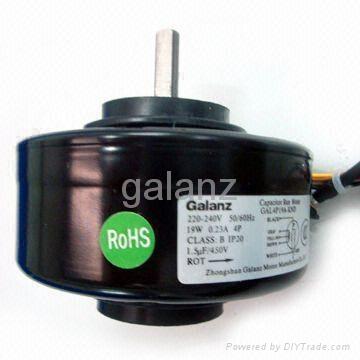 Original galanz air conditioner motor GAL4P19A-KND