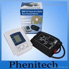 Portable digital arm blood pressure