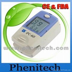 Mini fingertip oximeter 60A(CE FDA)