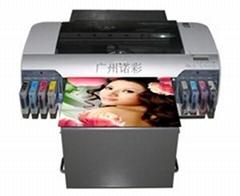 卡片彩印机
