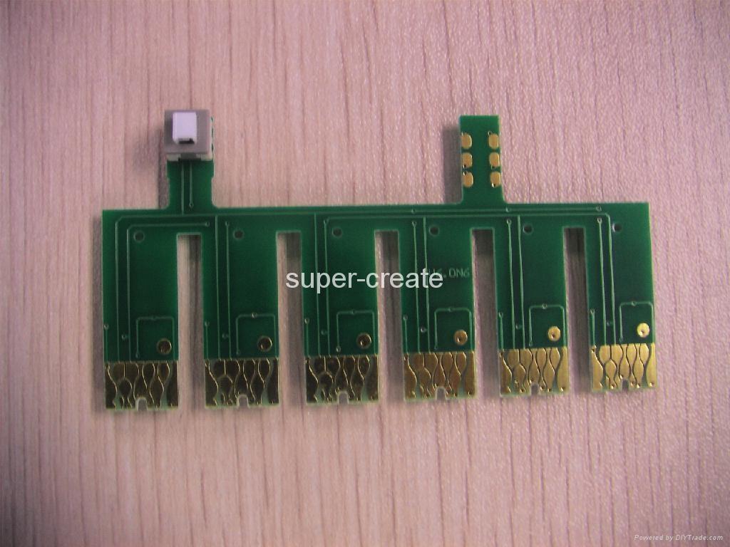 爱普生T60 1390自动复位连体芯片 2