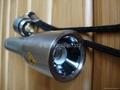 不锈钢手电筒 变焦手电筒 伸缩