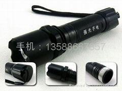 強弱閃3檔 強光手電筒 鋁合金電筒 大功率LED電筒