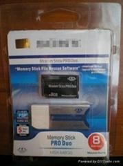 PRO Duo Memory Card 8GB/