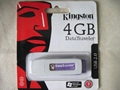 Kingston DataTraveler I 4GB USB flash drive/free shipping