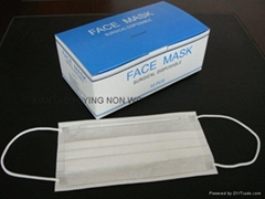 PP face mask