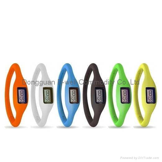 OEM Power Silicone Balance Ion Watch Power Watch 5