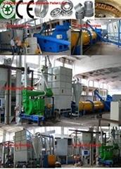 Complete Biomass Pellet Plant