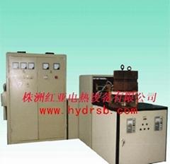 红亚中频钎焊机