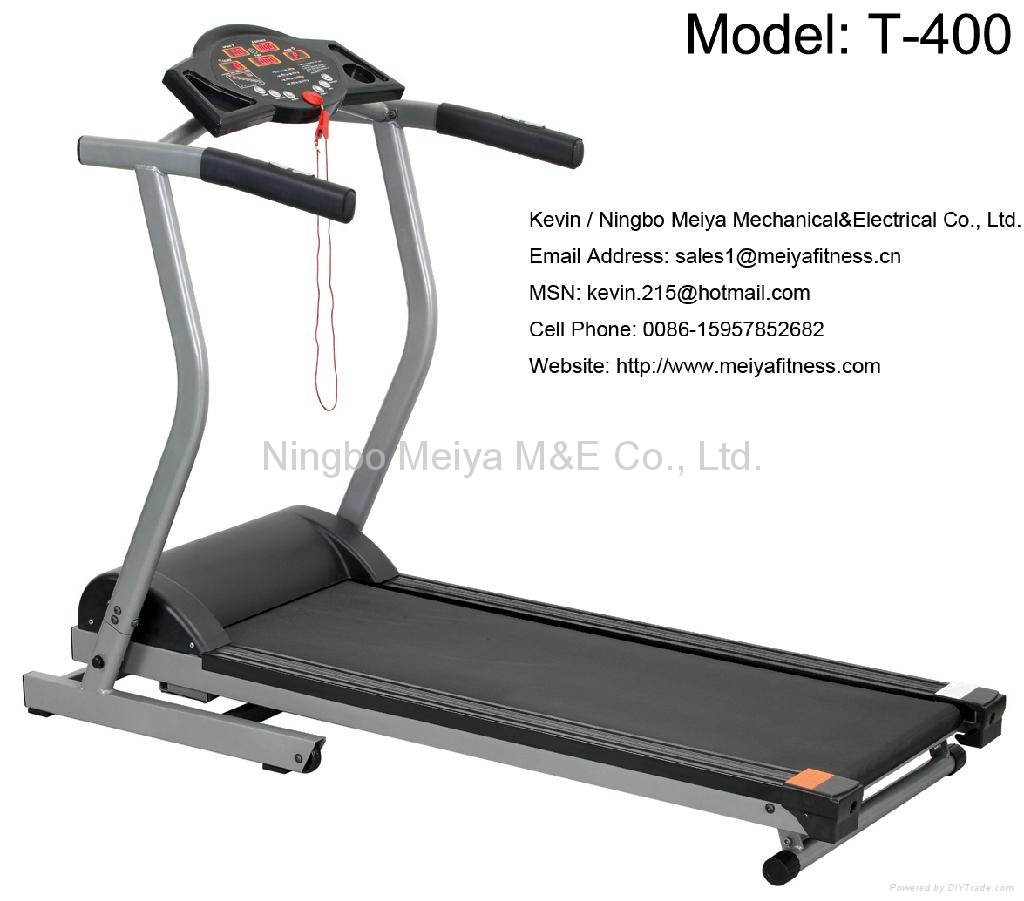 Cheap Home Use Motorized Treadmill T 400 Meiya China