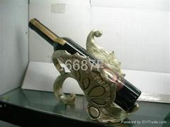 樹脂工藝品---瓶托