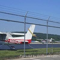 供应机场护栏