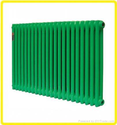 保定德恩普環保科技有限公司供應鋼管柱型散熱器 1