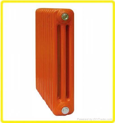 保定德恩普環保科技有限公司供應鋼管柱型散熱器 4