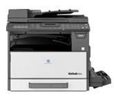 昆山太仓地区销售美能达黑白163V多功能复印机