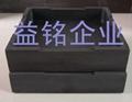 鋰電池材料燒結專用石墨匣缽