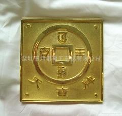 锌合金压铸奖牌