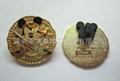 Disney Mickey metal badge