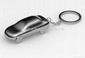 Zinc alloy key chain car model
