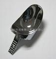 Zinc alloy parts sled