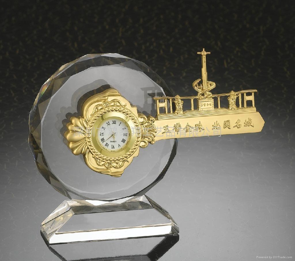 Golden Key crafts ornaments 2