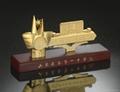 Golden Key crafts ornaments 4