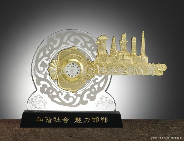 Golden Key crafts ornaments 5