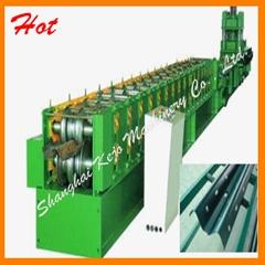 Expressway GuardRail Roll Forming Machine