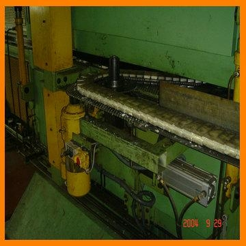 EPS and rock wool Sandwich panel Production line 2